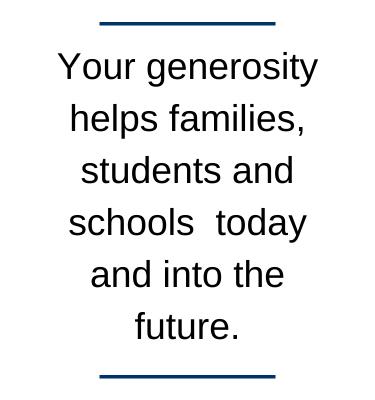 Donation families